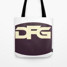 DFG Puck Tote Bag