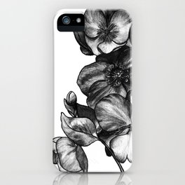 Watercolor Flower Bouquet - Katrina Niswander iPhone Case
