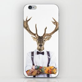 DIEGO WILD iPhone Skin