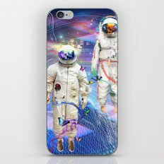 Final Frontier iPhone & iPod Skin
