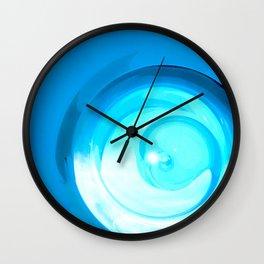 winter driver winner Wall Clock