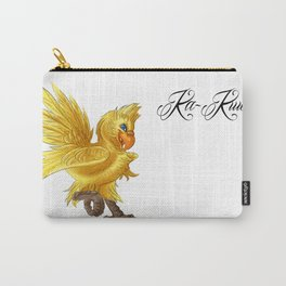Chocobo Ka-Kweh! Carry-All Pouch