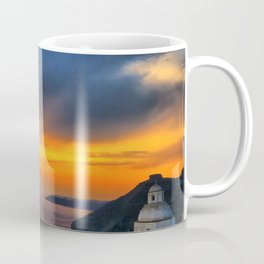 Santorini 5 Coffee Mug