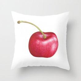 Cerise Throw Pillow