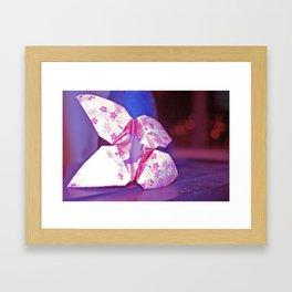 Origami 1 Framed Art Print