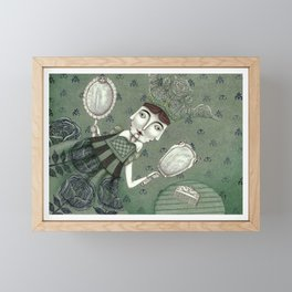 Schneewittchen-The New Queen Framed Mini Art Print