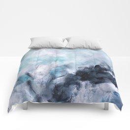 Wave Form Comforters
