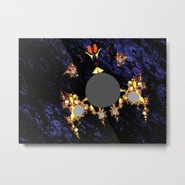 foreign moon walker Metal Print