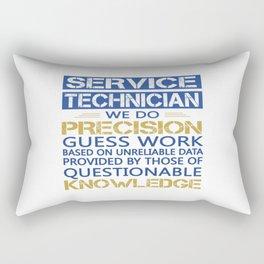 SERVICE TECHNICIAN Rectangular Pillow