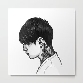 Donghyuk Metal Print