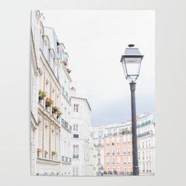 Montmartre in Paris Poster