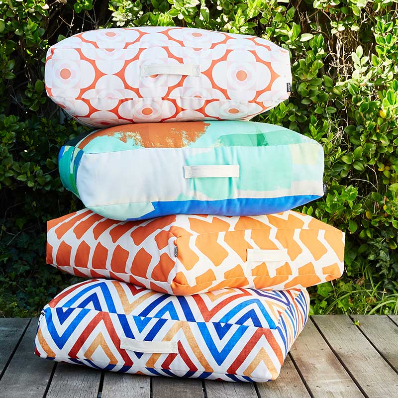 Shop Our Trending Outdoor Floor Cushions