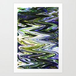 Psychedelic II Art Print