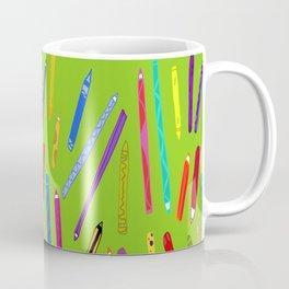 Fun loving crayons Coffee Mug