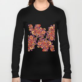 Goldenrod and Violet Long Sleeve T-shirt