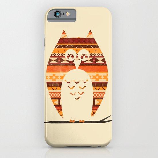 Native Owl iPhone & iPod Case