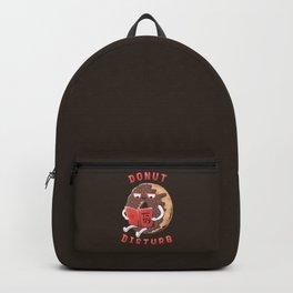 Donut Disturb Backpack