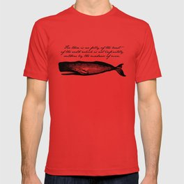 Moby Dick - The Madness of Men T-shirt