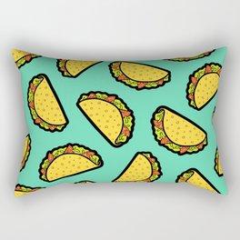 It's Taco Time! Rectangular Pillow