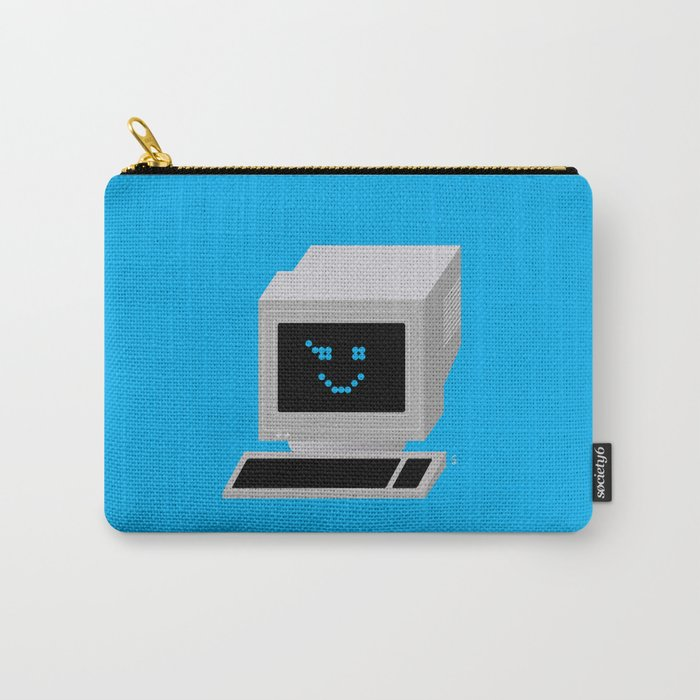 Ol' School Computing Carry-All Pouch