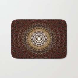 The Touch of Copper... Bath Mat