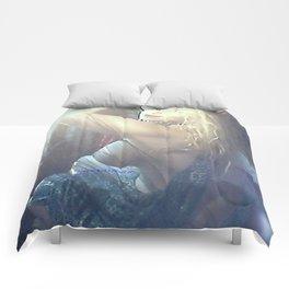 NUDE BLOND LADYKASHMIR Comforters