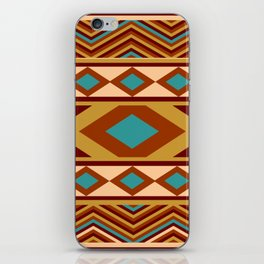 Southwestern Navajo iPhone Skin