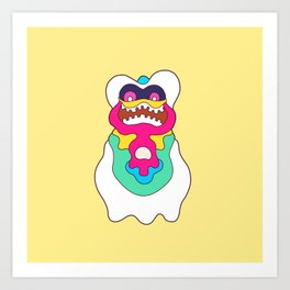itsy bitsy cooties #16 Art Print