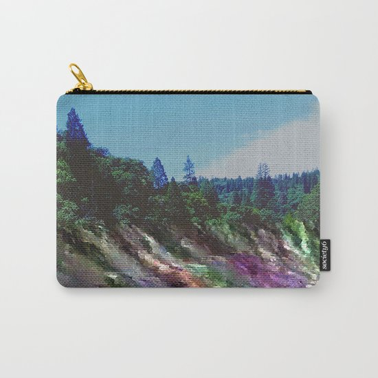 Happily Stranded Carry-All Pouch