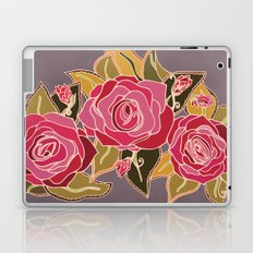 With The Roses Laptop & iPad Skin