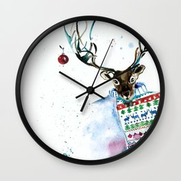 Is it here yet? Wall Clock
