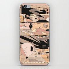 brrrommbbrr iPhone Skin