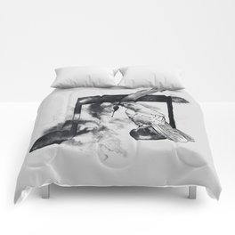 Music Painter Comforters