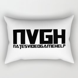 NVGH Logo Rectangular Pillow