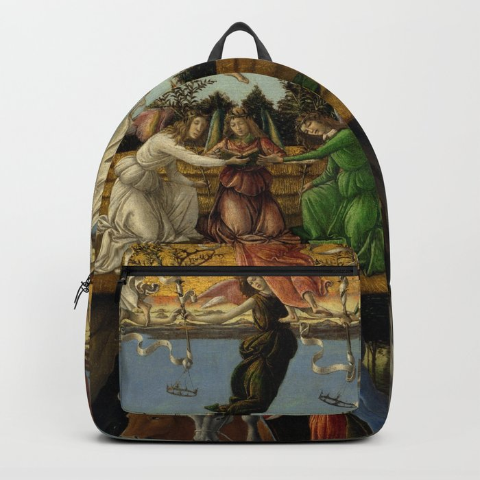 "Sandro Botticelli ""The Mystical Nativity"" Rucksack"
