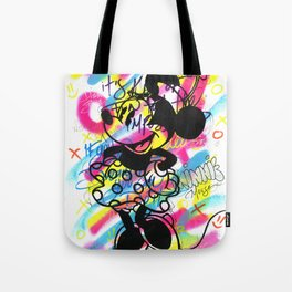 Minnie FX Tote Bag