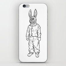 Rotten rabbit iPhone & iPod Skin