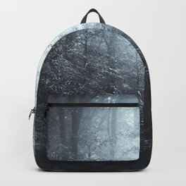Blue Mystic ForesT Backpack
