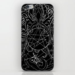 Cthulhu iPhone Skin