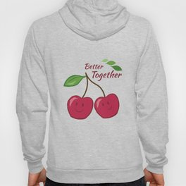 Better Together Friends Valentine's Day Gift Hoody