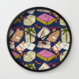 Special Delivery Wall Clock
