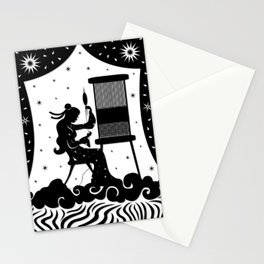 The Weaving Maiden Stationery Cards