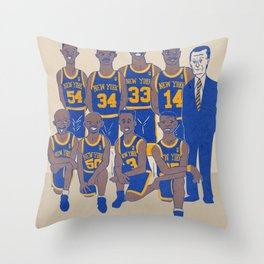 The '94 Knicks Throw Pillow