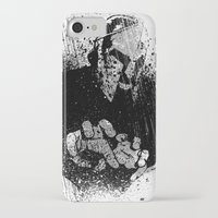 gladiator iPhone & iPod Cases featuring The Gladiator by Matthew Dunn
