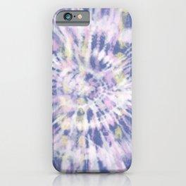Indigo Tie-Dye iPhone Case