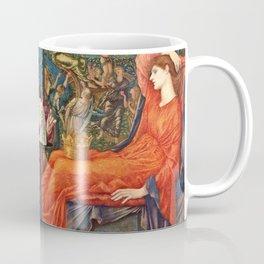 Edward Burne Jones - Laus Veneris Coffee Mug