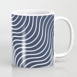 Whiskers Navy #583 Coffee Mug
