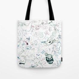 Fralalla Tote Bag