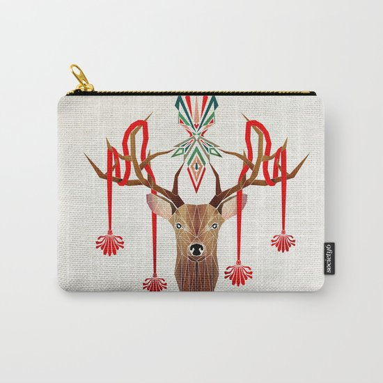 deer rope  Carry-All Pouch