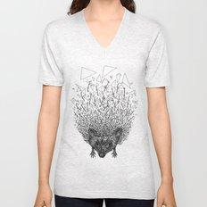 Thorny hedgehog Unisex V-Neck